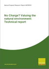 No Charge? Valuing the natural environment: Technical report (Thumbnail link to record)