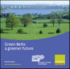 Green Belts: a greener future - summary (Thumbnail link to record)