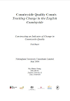 Tracking change in the English Landscape 1st assessment 1990-1998 (Thumbnail link to record)