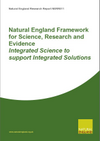 Natural England framework for Science, Research and Evidence (Thumbnail link to record)