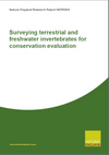 Surveying terrestrial and freshwater invertebrates for conservation evaluation (Thumbnail link to record)