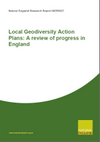 Local Geodiversity Action Plans: a review of progress (Thumbnail link to record)