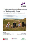 Understanding the psychology of walkers with dogs: new approaches to better management (Thumbnail link to record)