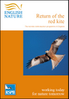 Return of the red kite - the red kite reintroduction programme in England (Thumbnail link to record)