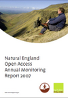 Open Access Land Annual Monitoring Report 2007 (Thumbnail link to record)