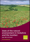 State of the natural environment in Yorkshire and the Humber (Thumbnail link to record)