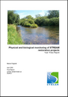 Physical and biological monitoring of STREAM restoration projects year three report (Thumbnail link to record)