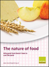 The nature of food: why good food doesn't have to cost the Earth (Thumbnail link to record)