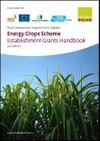 Energy Crops Scheme: Establishment Grants Handbook: 3rd Edition (Version 3.1) – January 2013 (Thumbnail link to record)