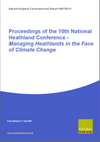 Proceedings of the 10th National Heathland Conference: Managing Heathlands in the Face of Climate Change (Thumbnail link to record)