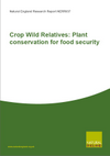 Crop Wild Relatives: Plant conservation for food security (Thumbnail link to record)
