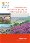 The importance of livestock grazing for wildlife conservation (Thumbnail link to record)