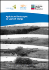 Agricultural landscapes: 33 years of change (Thumbnail link to record)