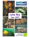 Seasearch surveys in Lyme Bay (Thumbnail link to record)