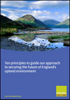 Ten principles to guide our approach to securing the future of England's upland environment (Thumbnail link to record)