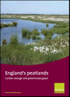 England's peatlands: carbon storage and greenhouse gases (Thumbnail link to record)