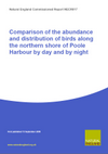 Comparison of the abundance and distribution of birds along the northern shore of Poole Harbour by day and by night (Thumbnail link to record)