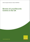 Review of local records centres in the UK (Thumbnail link to record)