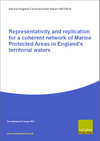 Representativity and replication for a coherent network of Marine Protected Areas in England's territorial waters (Thumbnail link to record)