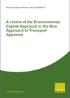 A Review of the Environmental Capital Approach in the New Approach to Transport Appraisal (Thumbnail link to record)