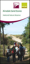 Ainsdale Sand Dunes National Nature Reserve leaflet (Thumbnail link to record)