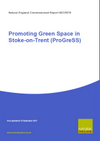 Promoting Green Space in Stoke-on-Trent (ProGreSS) (Thumbnail link to record)