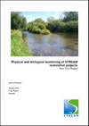 Physical and biological monitoring of STREAM restoration projects Year Four Report (Thumbnail link to record)