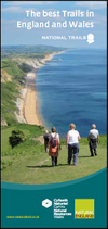 The best Trails in England and Wales. The nation's favourite walks and rides. (Second edition - April 2013) (Thumbnail link to record)