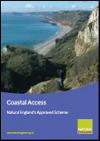 Coastal Access Natural England's Approved Scheme (Thumbnail link to record)