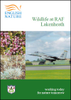 Wildlife at RAF Lakenheath (Thumbnail link to record)