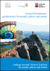 Natural foundations: geodiversity for people, places and nature (Thumbnail link to record)