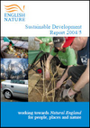 Sustainable Development Report 2004/5 (Thumbnail link to record)