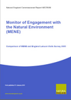 Monitor of Engagement with the Natural Environment (MENE): Comparison of MENE and England Leisure Visits Survey 2005 (Thumbnail link to record)