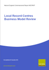 Local Record Centres Business Model Review (Thumbnail link to record)