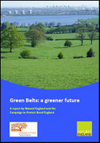 Green Belts: a greener future - main report (Thumbnail link to record)