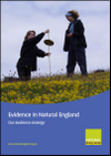 Evidence in Natural England: Our evidence strategy (Thumbnail link to record)