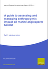 A guide to assessing and managing anthropogenic impact on marine angiosperm habitat (Thumbnail link to record)
