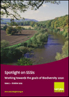 Spotlight on SSSIs - Working towards the goals of Biodiversity 2020: Issue 1 – October 2012 (Thumbnail link to record)