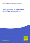 An approach to Seascape Character Assessment (Thumbnail link to record)