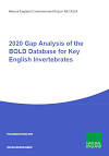 2020 Gap Analysis of the BOLD Database for Key English Invertebrates (Thumbnail link to record)