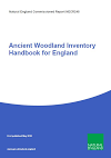 Ancient Woodland Inventory handbook (Thumbnail link to record)