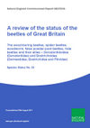A review of the status of the beetles of Great Britain Derodontidoidea (Derodontidae) and Bostrichoidea (Dermestidae, Bostrichidae and Ptinidae) (Thumbnail link to record)