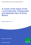A review of the status of the Lonchopteridae, Platypezidae and Opetiidae flies of Great Britain (Thumbnail link to record)
