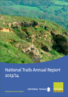 National Trails annual report 2013 - 2014 (Thumbnail link to record)