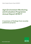 Agri-Environment Monitoring and Evaluation Programme Annual Report 2016/17 (Thumbnail link to record)