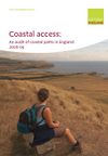Coastal access: An audit of coastal paths in England 2008-09 (Thumbnail link to record)