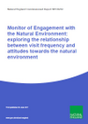 Monitor of Engagement with the Natural Environment: exploring the relationship between visit frequency and attitudes towards the natural environment (Thumbnail link to record)