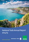 National Trails annual report 2014 - 2015 (Thumbnail link to record)