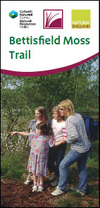 Bettisfield Moss National Nature Reserve - Trail leaflet (Thumbnail link to record)