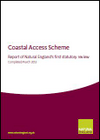 Coastal Access Scheme - Report of Natural England's first statutory review - Completed March 2013 (Thumbnail link to record)